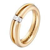Кольцо в желтом и белом золоте Рианна