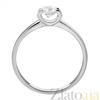 Кольцо из белого золота Сэнди SUF--140566б