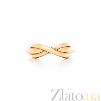 Кольцо из желтого золота Infinity-T R-Tif(Inf)-E