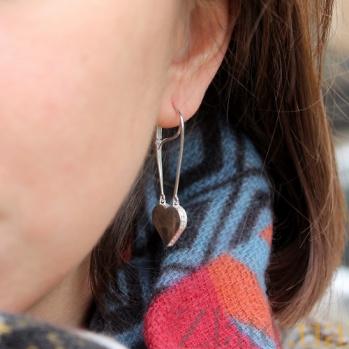 Серебряные серьги Lovely Lovely