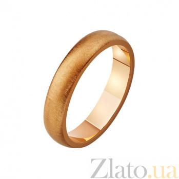 Золотое обручальное кольцо Женева TRF--4111229