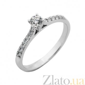 Золотое кольцо с бриллиантами Матильда VLA--14569