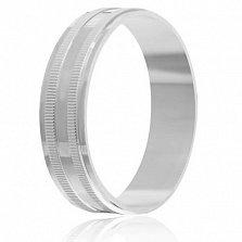 Кольцо из серебра Прекрасное начало