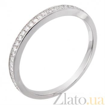 Серебряное кольцо Оливия с фианитами 31135