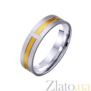Золотое обручальное кольцо Alison TRF--421329