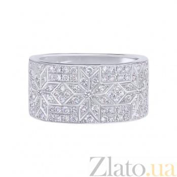 Золотое кольцо с бриллиантами Нинет 000026831