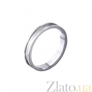 Золотое обручальное кольцо My Sweet TRF--4211132