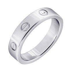 Серебряное кольцо Industrial Design в стиле Картье 000035142