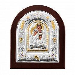 Икона Хранители с серебрением