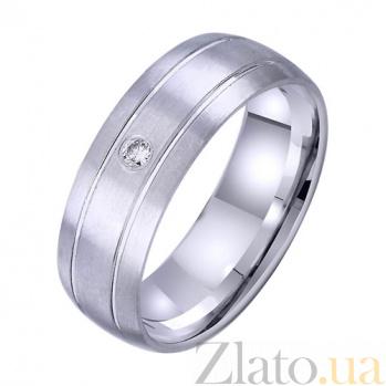 Золотое обручальное кольцо Окрыленная любовью TRF--4221724