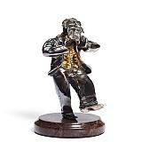 Серебряная статуэтка Семь Сорок