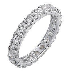 Золотое кольцо с бриллиантами Andalucia