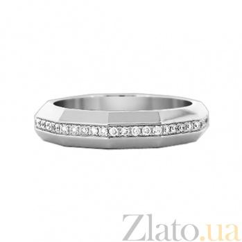Золотое кольцо с бриллиантами Фаэтон 000029575