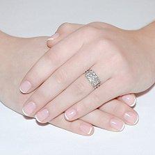 Золотое кольцо с бриллиантами Margo