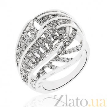 Серебряное кольцо Амарант 10000051