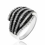 Серебряное кольцо Муза