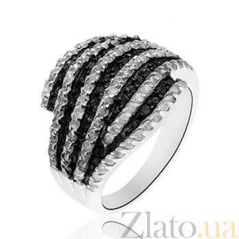 Серебряное кольцо Муза 10000006