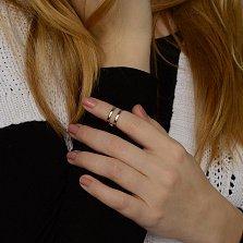 Серебряное кольцо на фалангу New Look