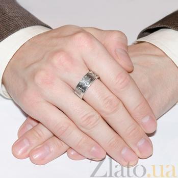 Серебряное кольцо  Киев 271115к