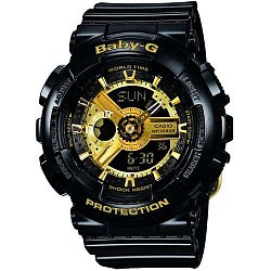 Часы наручные Casio Baby-g BA-110-1AER 000083942