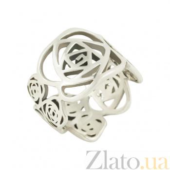 Серебряное кольцо Ванда 3К203-0003