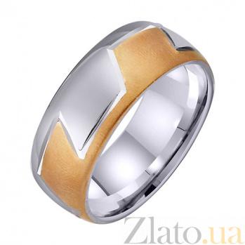 Золотое обручальное кольцо Совместимость TRF--421545