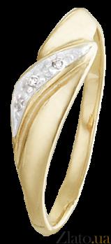 Кольцо из серебра с фианитами Сотирия 000025638
