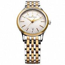 Часы Maurice Lacroix с позолотой коллекции Les Classiques Gents date