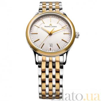 Часы Maurice Lacroix коллекции Les Classiques Gents date MLX--LC1117-PVY13-130