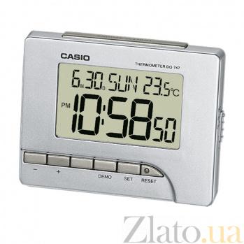 Часы настольные Casio DQ-747-8EF 000083030