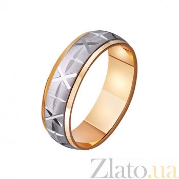 Золотое обручальное кольцо April TRF--4411257