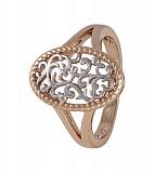 Кольцо из серебра Кружевная сказка