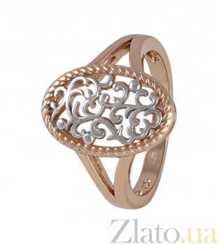 Кольцо из серебра Кружевная сказка 000025451