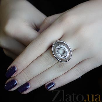 Серебряное кольцо с бриллиантами Winner 79100799