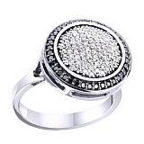 Золотое кольцо с бриллиантами Фанданго