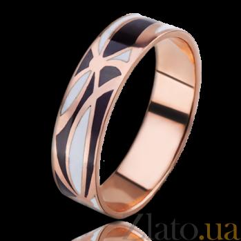 Золотое обручальное кольцо Полночь в Париже (мужское) PRT--WR1604M