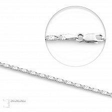 Серебряная цепь Клариче, 2,5 мм