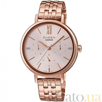 Часы наручные Casio Sheen SHE-3064PG-4AUER 000100082