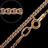 Золотая цепочка Лав, 2мм