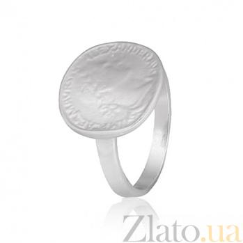 Серебряное кольцо Фреска 000028018