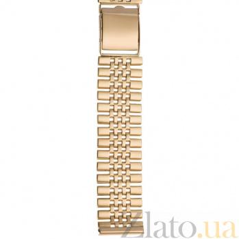 Золотой браслет для часов Лидерство 000033434