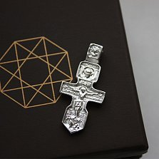 Серебряный крест Преклонение