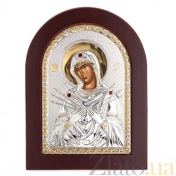 Икона Семистрельная Божьей Матери AQA--MA/E1114BX