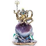 Серебряная композиция Урсула Ужасная
