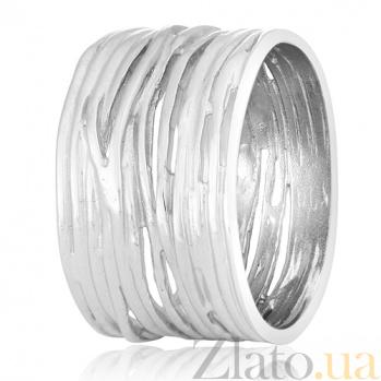 Серебряное кольцо Хасинта 000030970