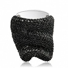 Серебряное кольцо Тира
