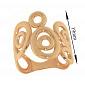 Кольцо золотое Гармония TNG--390013