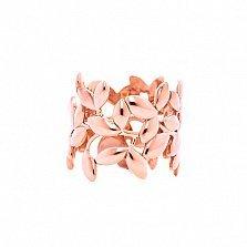 Кольцо из розового золота Paloma Picasso большая модель