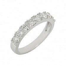 Золотое кольцо с бриллиантами Элис