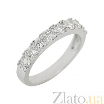 Золотое кольцо с бриллиантами Элис 1К869-0019